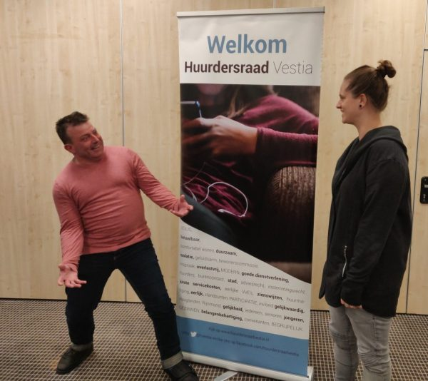 Delftse Wijkambassadeurs Huurdersraad Vestia 2e lichting 28 september 2019