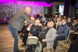 Harry Vlaar geeft workshop over voorkomen en aanpakken van overlast
